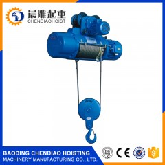 CD001 electric hoist